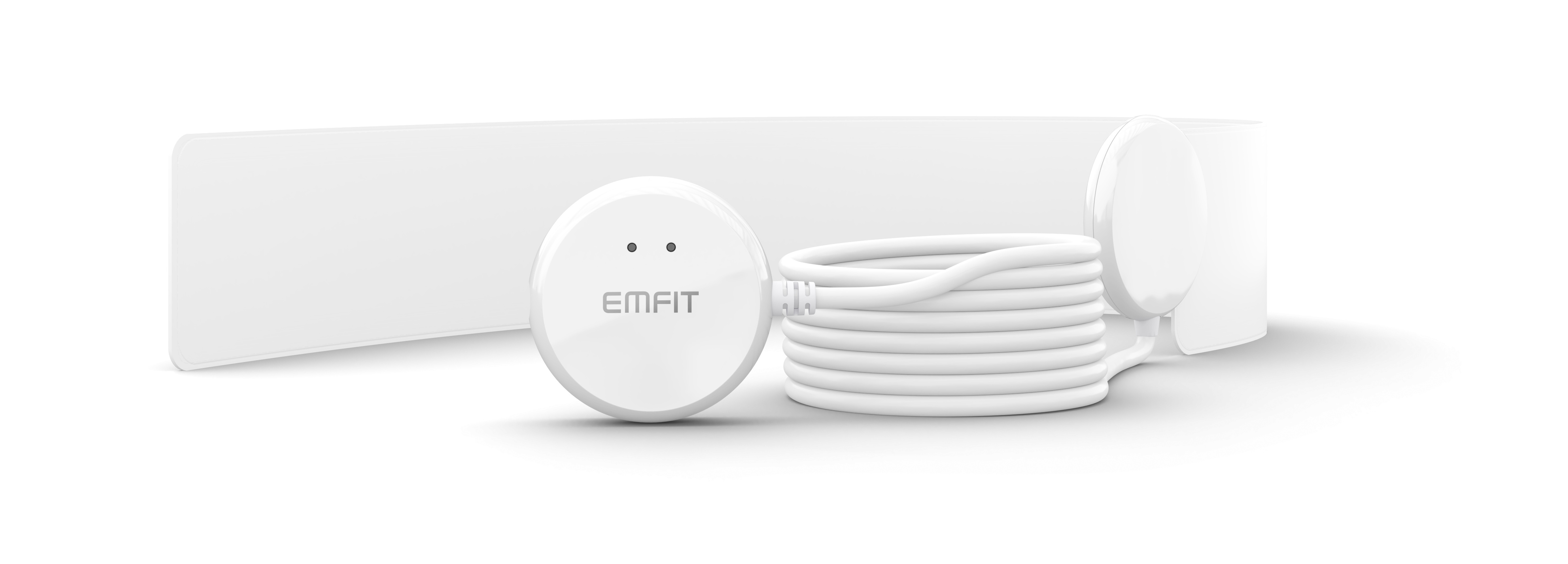 Emfit QS sleep tracker and bed occupancy monitor