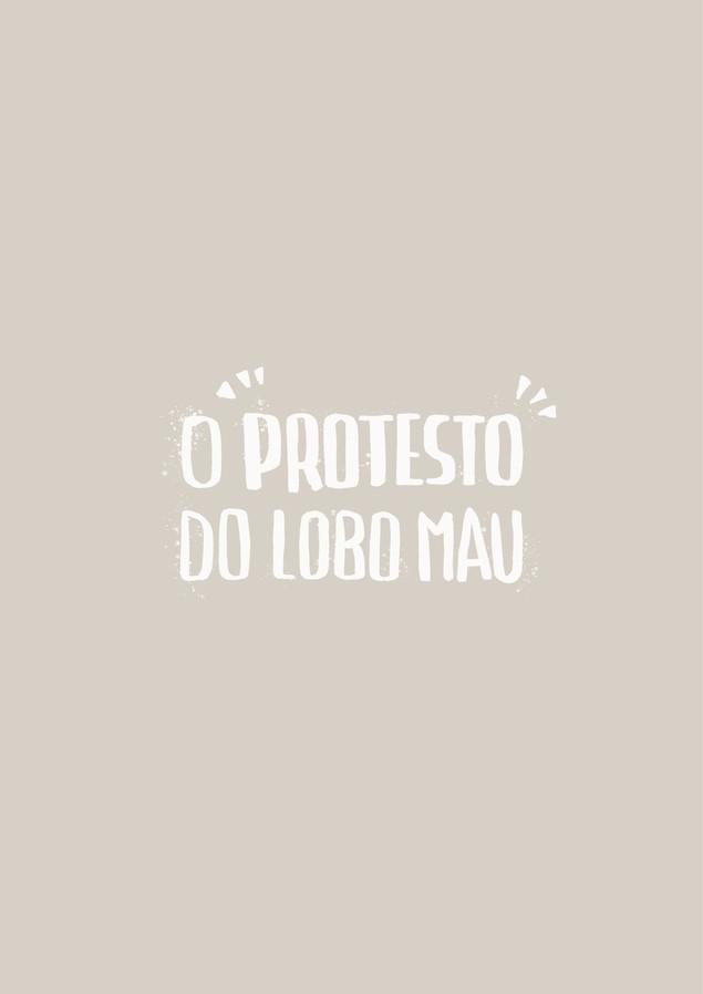 O Protesto do Lobo Mau