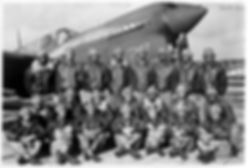 Tuskegee Airmen, indy, red, tails, history, about