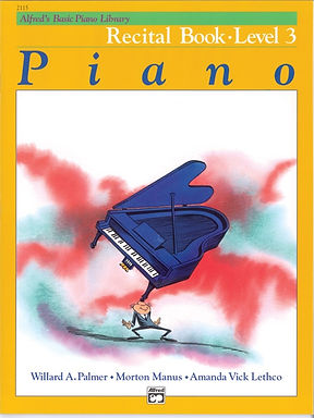 01.Alfred Basic Piano Library 3 Recital