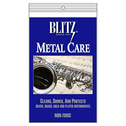 Blitz Metal Care Cloths (2 cloths)