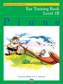 01. Level 1B Alfred Basic Piano Library Ear Training