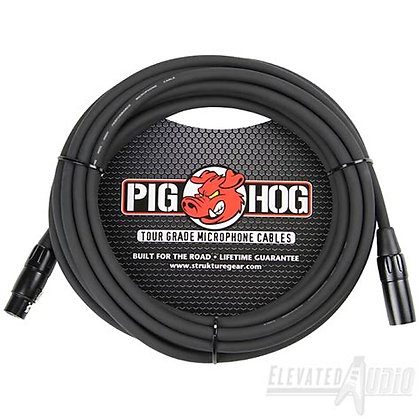PHM25 Pig Hog XLR Mic Cable, 25 feet