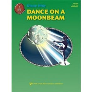 """MP1010 01.Piano Town """"Dance on a Moonbeam"""" Level 2 Solo"""