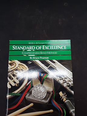 01. Book 3 Standard of Excellence