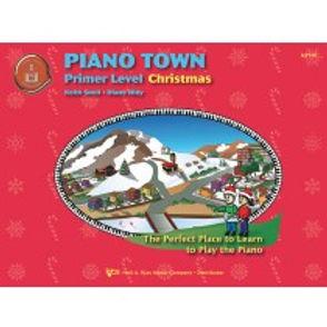 MP140 01.Piano Town Christmas Primer
