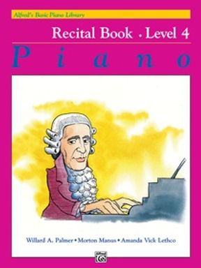 01.Alfred Basic Piano Library 4 Recital
