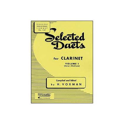 01.Rubank Clarinet Duets Vol. 1