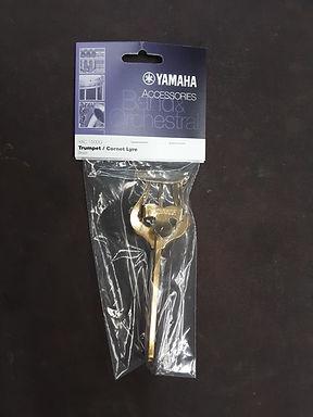 YAC1500G 01. Yamaha Trumpet/Cornet Lyre