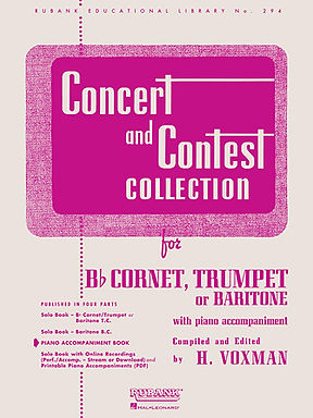 01.Rubank Concert  Contest Solos Trumpet