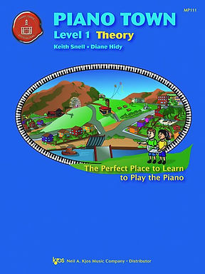 MP111 01.Piano Town Level 1 Theory
