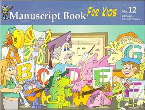 Manuscript #12 For Kids