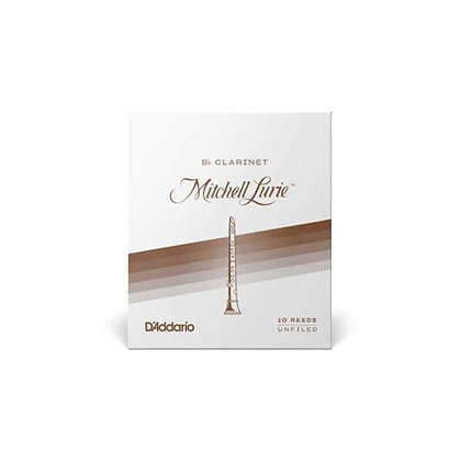 03.Mitchell Lurie - Clarinet Reeds (10 Pack)