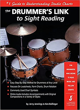 The Drummer's Link to Sight Reading – #1 Guide to Understanding Studio Charts