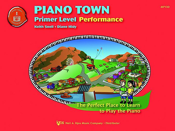 MP130 01.Piano Town Primer Performance