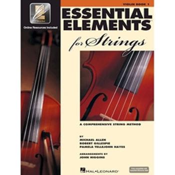 00868049_01. Essential Elements Violin Bk 1
