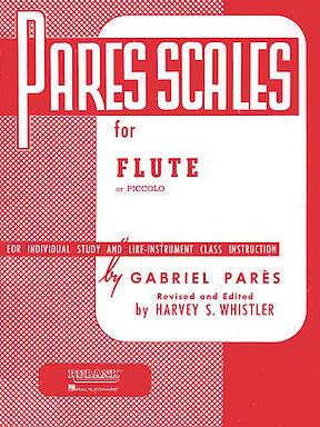 01.Rubank Pares Scales for Flute