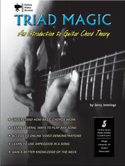 Triad Magic – An Introduction to Guitar Chord Theory