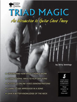 Triad Magic – An Introduction to Guitar Chord Theory