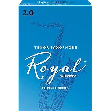 03.Royal Tenor Sax Reeds (10 Pack)