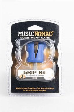 01.Grip Bit Peg and String Winder Drill Bit
