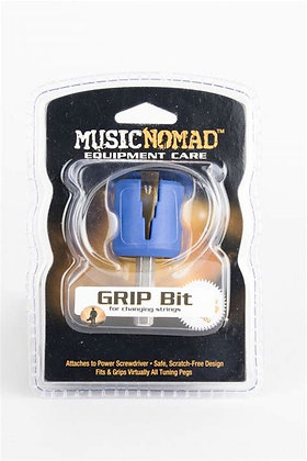 01.Grip Bit Peg and String Winder Drill Bit