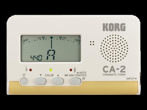 02.Korg CA-2 Chromatic Tuner