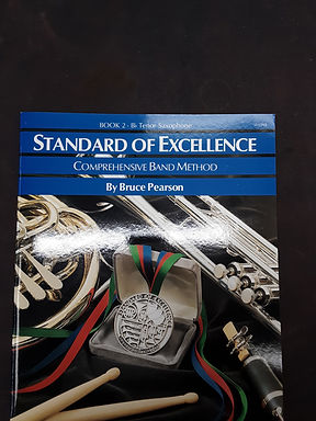 01. Book 2 Standard of Excellence
