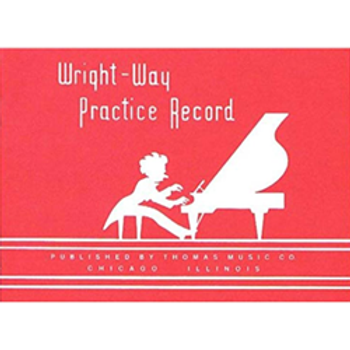 WW 01. Wright Way Practice Record Book