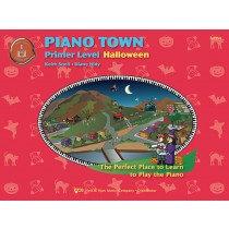 MP150 01.Piano Town Halloween Primer