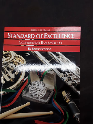 01.Standard of Excellence Book 1