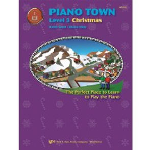 MP143 01.Piano Town Christmas Level 3