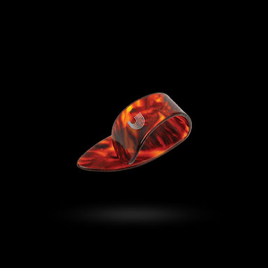 01._5-pack D'addario Thumb Pick Medium