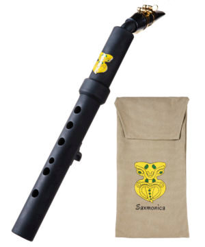 Saxmonica Pocket Saxophone