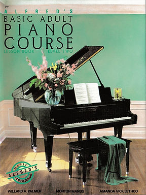 02.Alfred Basic Adult Piano Course Book 2