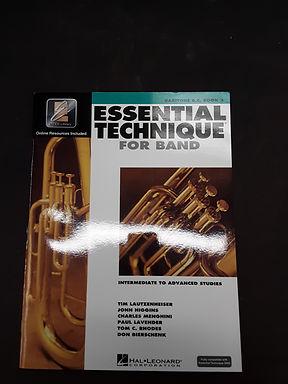 02.Essential Technique Book 3