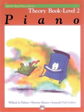 01.Alfred Basic Piano Library 2 Theory