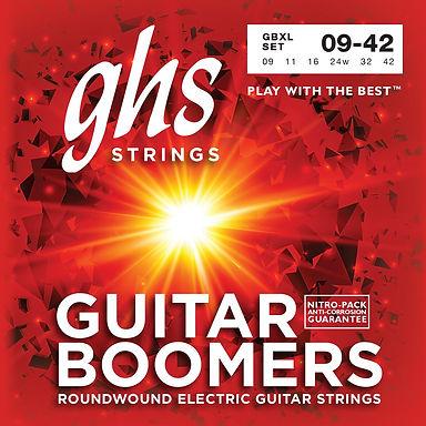 GBXL GHS Strings Electric Guitar Strings .009-.042