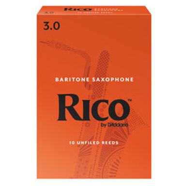 04.Rico Baritone Sax Reeds (10 pack).