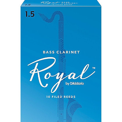 Royal Bass Clarinet Reeds (10 Pack)
