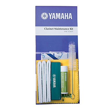 02. YACCLMKIT Yamaha Clarinet Care Kit