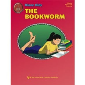 "01.Piano Town ""The Bookworm"" Primer Solo"