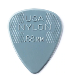 01._12-pack Dunlop Nylon  .88mm