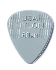 44P60 01._12-pack Dunlop Nylon  .60mm
