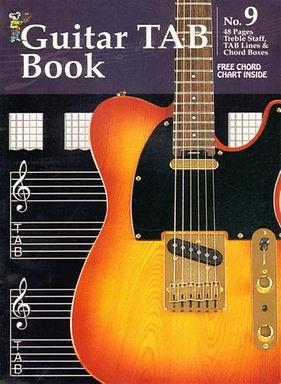 Manuscript # 9  Guitar TAB