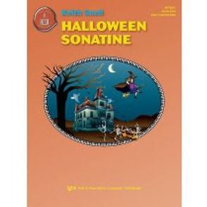 """MP1001 01.Piano Town """"Halloween Sonatine"""" Level 4 Solo"""