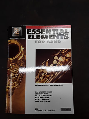 02.Essential Elements Book 2