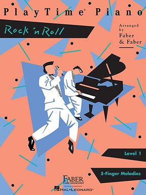 01.Play Time Piano Rock 'n Roll Lev. 1