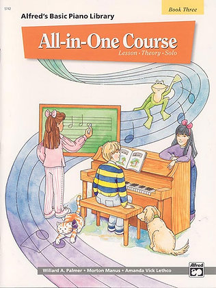 01.Alfred Basic Piano Library All In One Bk 3