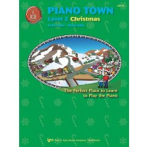 MP142 01.Piano Town Christmas Level 2